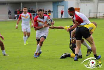 Fédérale 2. Lormont prend les commandes, Barbezieux-Jonzac assure… Le debrief de la poule 8 - Actu Rugby