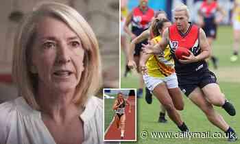 Olympian, Commonwealth Games gold medallist Jane Flemming says transgender athletes danger to women