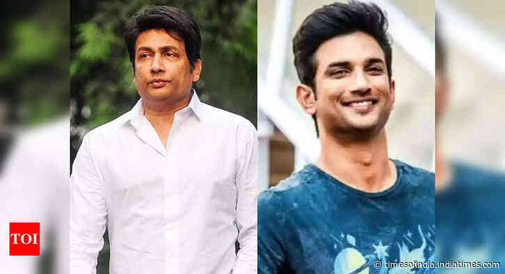 """Shekhar Suman hits out at confessions calling 'Sushant Singh Rajput a drug addict', says, """"A dead man cannot defend himself"""""""
