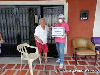 Más de 500 ayudas humanitarias serán entregadas a adultos mayores en Neiva - Alerta Tolima
