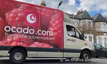 Ocado share price soars as UK shifts to online grocery shopping