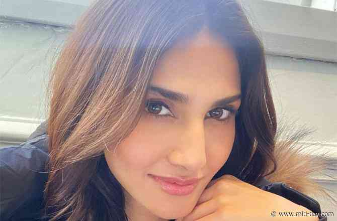 Vaani Kapoor: I couldn't feel more grateful that my industry is bouncing back!
