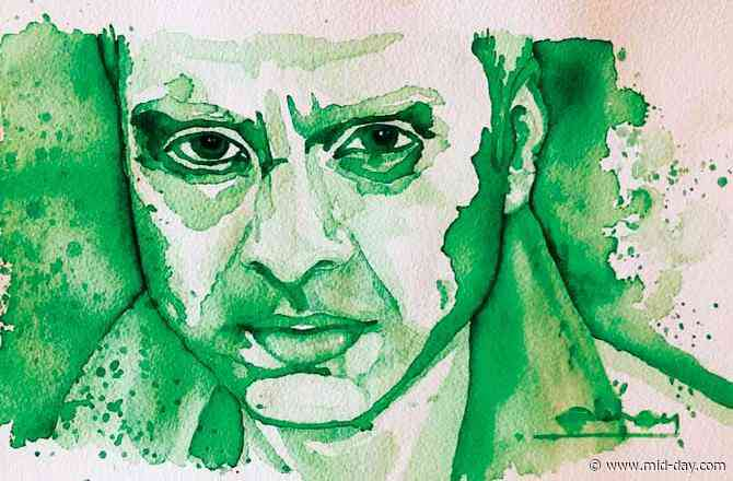 B-Town Buzz: Abhay Deol has turned artist, makes a self-portrait