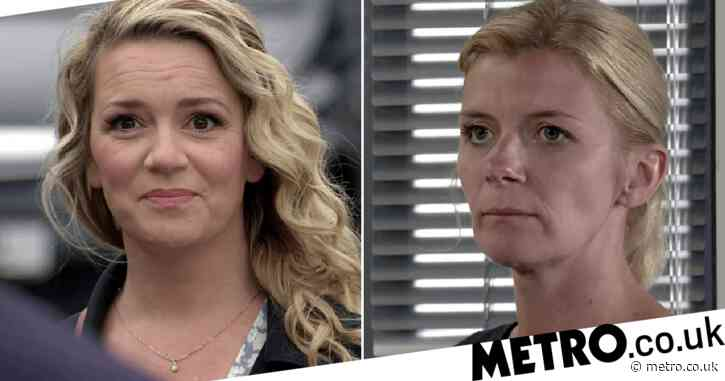 Coronation Street spoilers: Leanne Battersby takes on Natasha Blakeman in tense showdown over Nick Tilsley's son