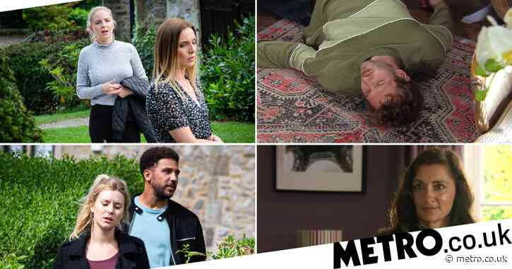 Emmerdale spoilers: Death collapse, sex scandal and Charity's fear