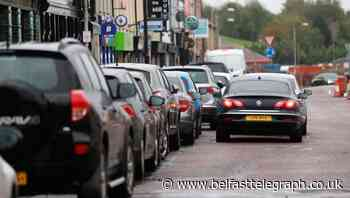 Fine... or not so fine: Tale of two towns where rules appear to differ for drivers out on a trip to the shops