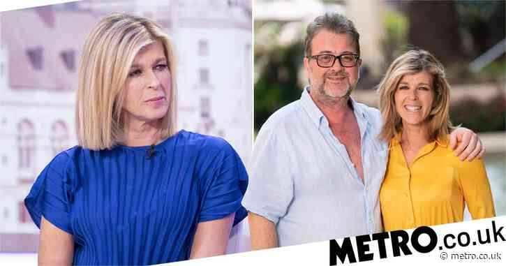 Kate Garraway makes emotional plea for public to follow coronavirus rules as husband Derek Draper remains in hospital