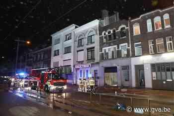 Cannabisplantage ontdekt achter valse wand bij brand in Hoboken - Gazet van Antwerpen