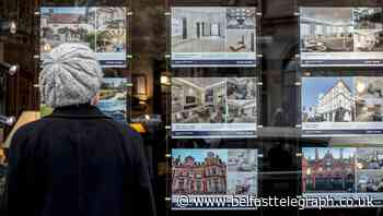 Northern Ireland house prices rising slower than in rest of UK