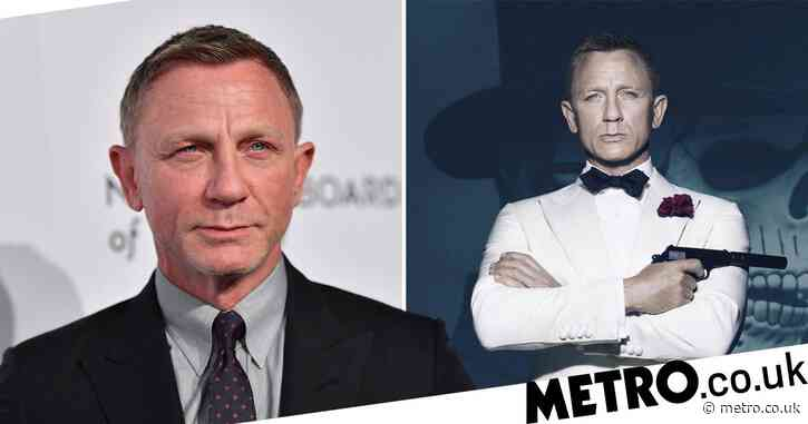 James Bond boss confirms No Time To Die is definitely Daniel Craig's final movie: 'It ties it all up'