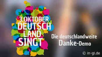 Evangelische Kirche lädt zur singenden Danke-Demo ein - iGL Bürgerportal Bergisch Gladbach