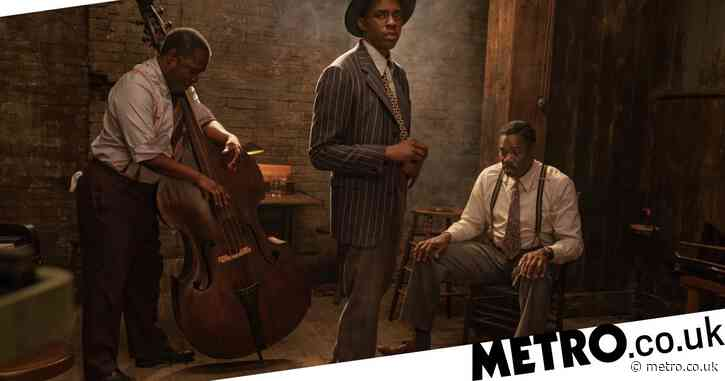 Chadwick Boseman's final role pictured in first look at Netflix's Ma Rainey's Black Bottom