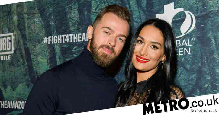 Nikki Bella reveals she has been suffering with postpartum depression after birth of son Matteo
