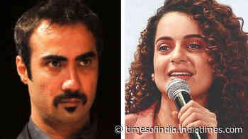 Ranvir Shorey admits Kangana Ranaut says sensational things, questions attempts to silence her