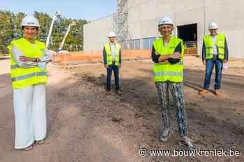 Act&Sorb bouwt mdf-recyclagefabriek in Genk - Bouwkroniek