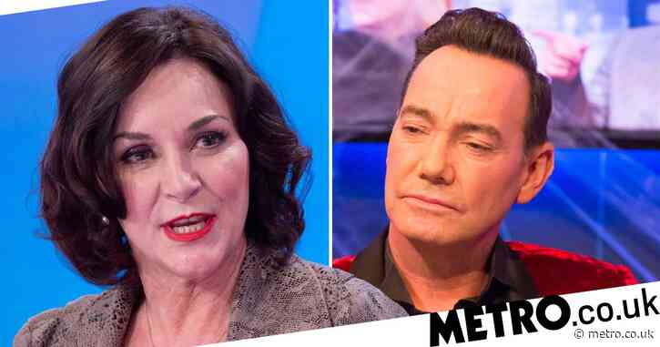Strictly's Shirley Ballas had 'painful' spat with Craig Revel Horwood after he joked about her breast implants