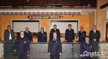 Feuerwehr Dietersdorf würdigt engagierte Mitstreiter - Onetz.de
