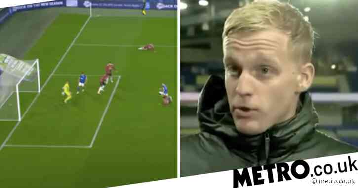 Donny van de Beek praises Dean Henderson save and hails Juan Mata partnership after Manchester United's win at Brighton
