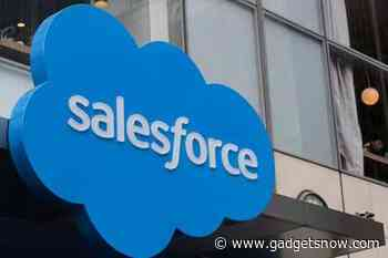 Salesforce.com adapts its software for pandemic vaccine distribution