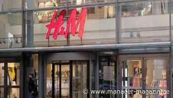 H&M übertrifft die Gewinnerwartungen