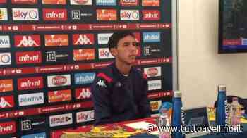 Avellino, accelerata per Zennaro: arriva in prestito dal Genoa - TuttoAvellino.it