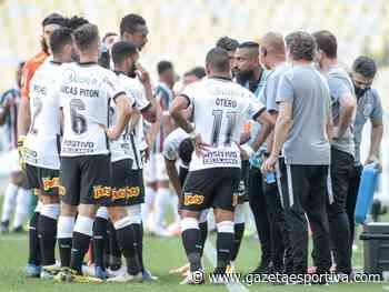 Corinthians pode dar salto na tabela do Brasileiro se vencer o Atlético-GO - Gazeta Esportiva