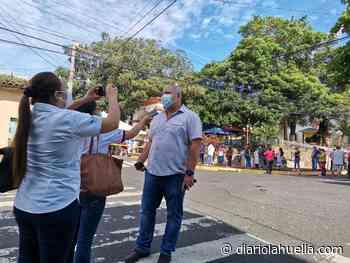 Realizan pruebas gratis de Covid-19 a población del municipio de Sonzacate, en Sonsonate - Diario La Huella