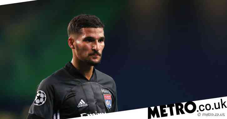 Arsenal ready another bid for Houssem Aouar as Lyon star pushes for move