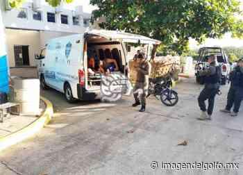 Durante asalto navajean a estudiante en Sayula de Alemán - Imagen del Golfo