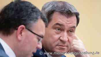 Nach Merkel-Gipfel: Verkündet Söder-Kabinett jetzt drastische Bußgelder für Bayern? JETZT LIVE