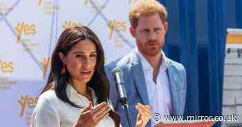 Meghan Markle and Prince Harry call on UK to end 'structural racism'