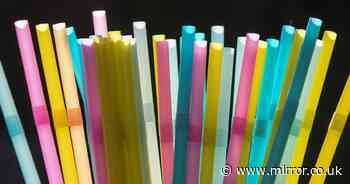 Plastic straws and coffee stirrers banned from today - what you need to know