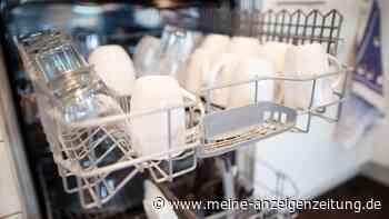 Geschirrspülmittel im Test: Teure Multi-Tabs fallen durch