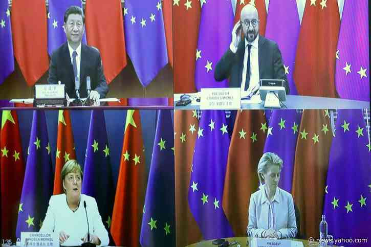 EU leaders to tell China to meet 2019-2020 trade deadlines