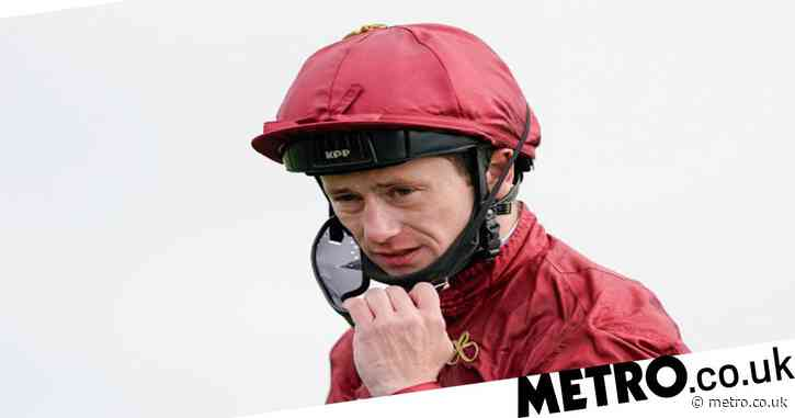 Champion jockey Oisin Murphy faces after failing drugs test