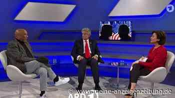 """""""Maischberger"""": Talk-Gast zieht kuriosen Vergleich zwischen Trump und FC Bayern - """"Die Debatte erinnert ..."""""""