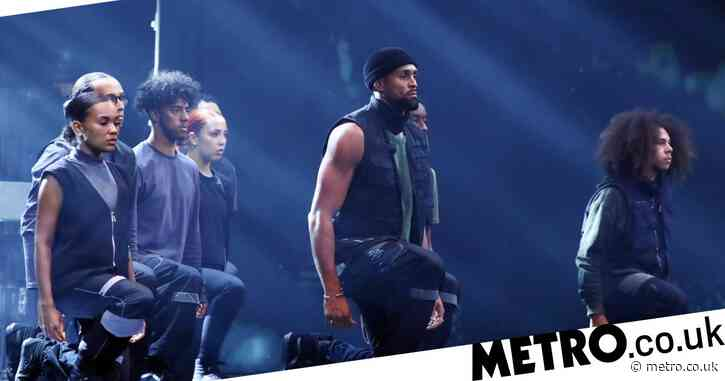 Prince Harry and Meghan spoke to Ashley Banjo after backlash to Diversity's 'amazing' Black Lives Matter routine