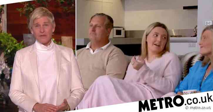 Gogglebox stars slate Ellen DeGeneres' apology for workplace complaints and claim 'she's not really sorry'