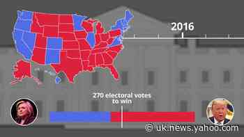 US election: Who has won since 1992 and how did they do it?