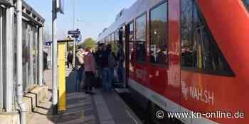 Bahnstrecke zwischen Preetz und Raisdorf war gesperrt - Kieler Nachrichten