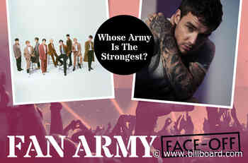 Super Junior & Liam Payne Reach Fan Army Face-Off Semifinals - Billboard