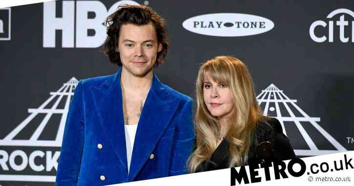 Stevie Nicks wants to date older Harry Styles so she can stop waiting for 'weirdo guys' at bars