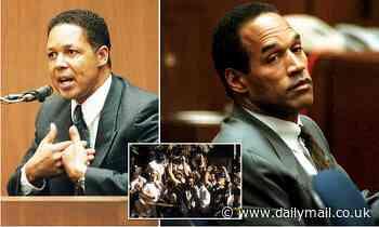 Ron Shipp recalls his horror at OJ Simpson's acquittal