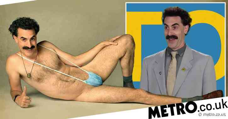 Borat 2 trailer sees Sacha Baron Cohen character hit coronavirus with a pan in hilarious return