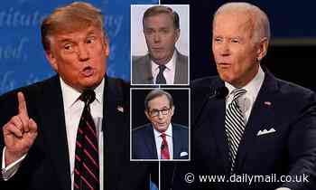 Will C-Span moderator Steve Scully mute Donald Trump's mic at next presidential debate?