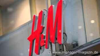 H&M soll Millionen-Bußgeld zahlen