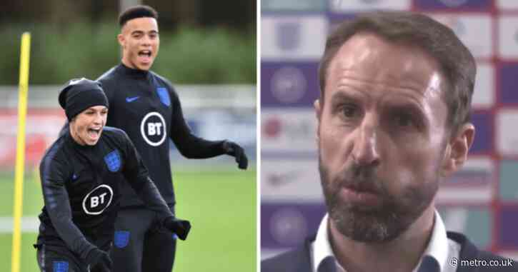 England boss Gareth Southgate explains decision to axe Phil Foden and Mason Greenwood after coronavirus rule breach
