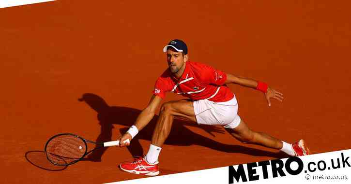 Novak Djokovic equals Roger Federer French Open match wins as he cruises to third round