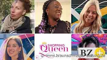"""Eine von ihnen wird Braunschweigs neue """"Shopping Queen"""""""