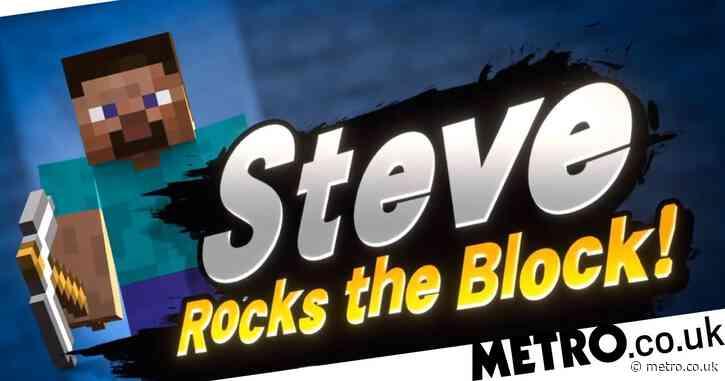 Minecraft comes to Smash Bros. DLC as Microsoft x Nintendo bromance continues